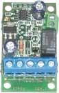 I.T.F.01 - Interfaccia per segnalazione batteria scarica fotocellule