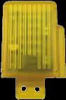ML24/230V LED - Lampeggiante led 24V e 230V