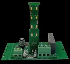 ER-LED - Scheda Lampeggiati a led universale 12V/24v/230v