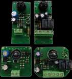ER-TXF / ER-RXF - Ricambio scheda elettronica per TX o RX fotocellule
