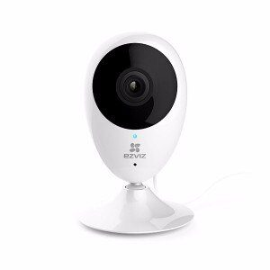 INTERNET CAMERA EZVIZ MINI-O TELECAMERA DA INTERNO 720P - VIS. NOTTURNA CS-CV206