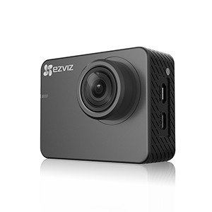 DASH CAMERA EZVIZ CS-SP206 B0-68WFBS S2 GREY WI-FI BLUETOOTH FHD 60FPS