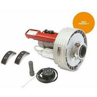 TONDO 140 – Motoriduttore per serrande con elettrofreno