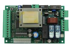 AUTUN1 - Centralina di comando 230Vac per automazioni ad anta scorrevole e basculanti