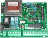 AUTUN2 - Centralina di comando 230Vac per automazioni ad anta battente, scorrevole e basculanti