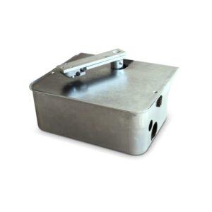 UNDER V – Attuatore Elettromeccanico Interrato 24V senza cassa irreversibile