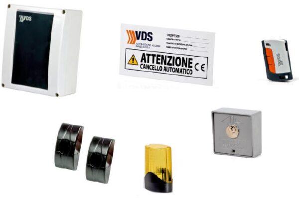 KIT PH 390– Attuatore Oleodinamico Lineare 230V