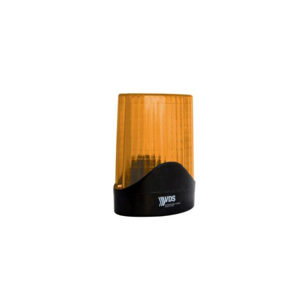 Lampeggiante led 12/24/230 - possibilità di selezione tipo di lampeggio