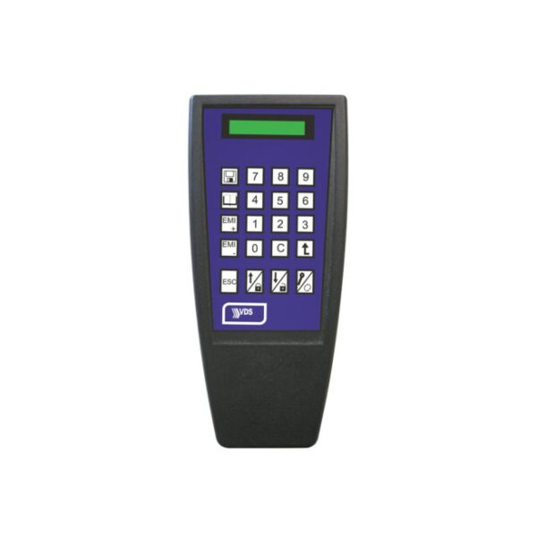Programmatore portatile per trasmettitori ECO-R