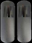 Coppia fotocellule BIG1F-SLY - portata 15 mt