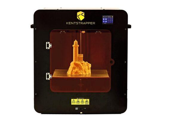 KENTSTRAPPER ZERO: STAMPANTE 3D PROFESSIONALE A FILAMENTO