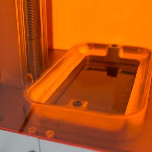 KENTSTRAPPER AURA: STAMPANTE 3D A RESINA