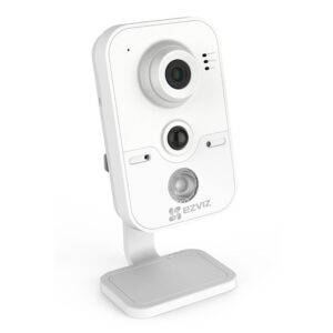 INTERNET CAMERA EZVIZ CS-C2 CUBE AUDIO BIDIREZIONALE WI-FI ETHERNET SIRENA