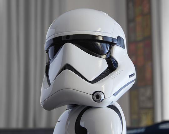 STAR WARS Robot Stormtrooper