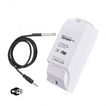 Kit Sonoff Controllo Temperatura Sommergibile 10A