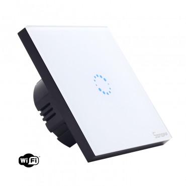 Interruttore Semplice Wi-Fi SONOFF Touch Eu