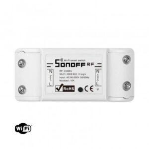 Interruttore Semplice Wi-Fi Remoto SONOFF RF