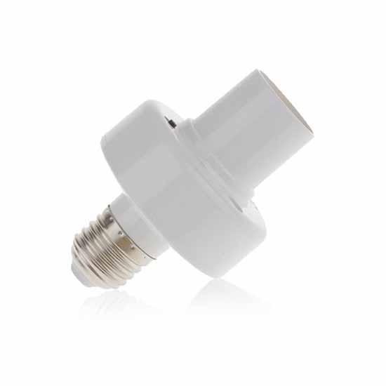 vtac 8421 v tac smart home vt 5007 portalampada wifi per lampadine e27 gestione smartphone sku 8421 889