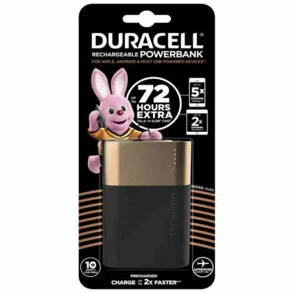 Duracell Power Bank DU112 10050 mAh 1