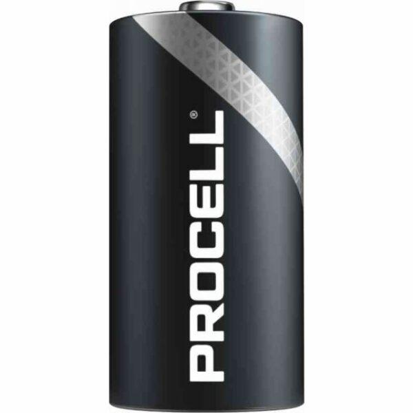 Duracell Procell Mezzatorcia (C) in scatola da 10 pile alcaline 1